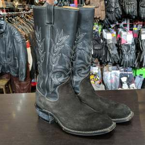 BECK Western Leather BOOTS   26796
