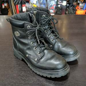 HARLEY DAVIDSON Riding Leather BOOTS | 26727