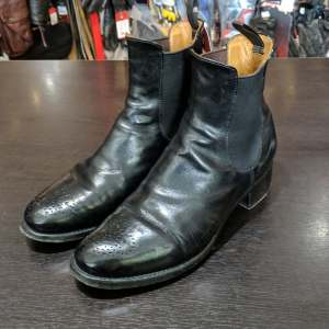 Officine Creative Chelsea Leather BOOTS | 26726