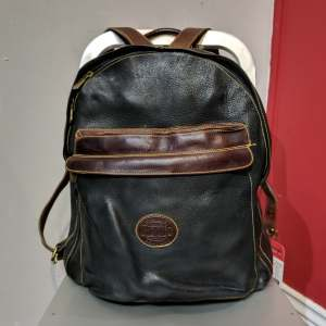 ROOTS Student Backpack Leather BAGGAGE   26807