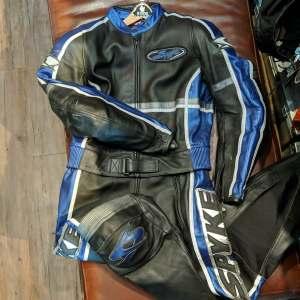 SPYKE 2 piece Leather RACE SUIT   26745