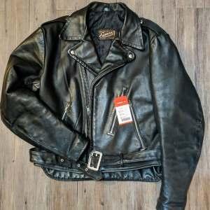 SYMAX Biker Classic Leather JACKET | 26886