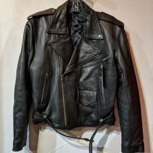 Unbranded Biker Classic Leather JACKET | 26889