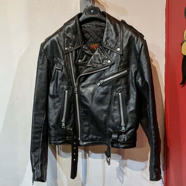 BRISTOL Biker classic Leather JACKET | 27173