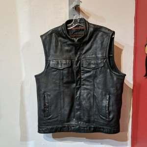 CMC Club Leather VEST | 27255