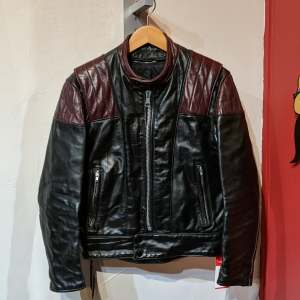 ORIGINAL LEATHER FACTORY Riding Leather JACKET | 27134