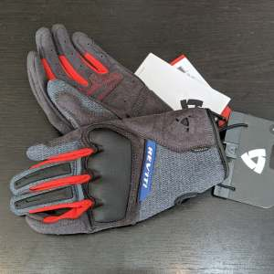 REVIT Armored Mixed Material GLOVES | 27328