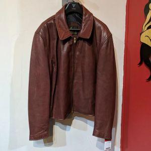SAXON Olympus Bomber Leather JACKET | 27112