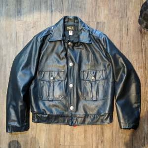 TAYLOR'S POLICE Leather JACKET   27227