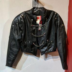 UNBRANDED Band Leader Leather JACKET | 27105