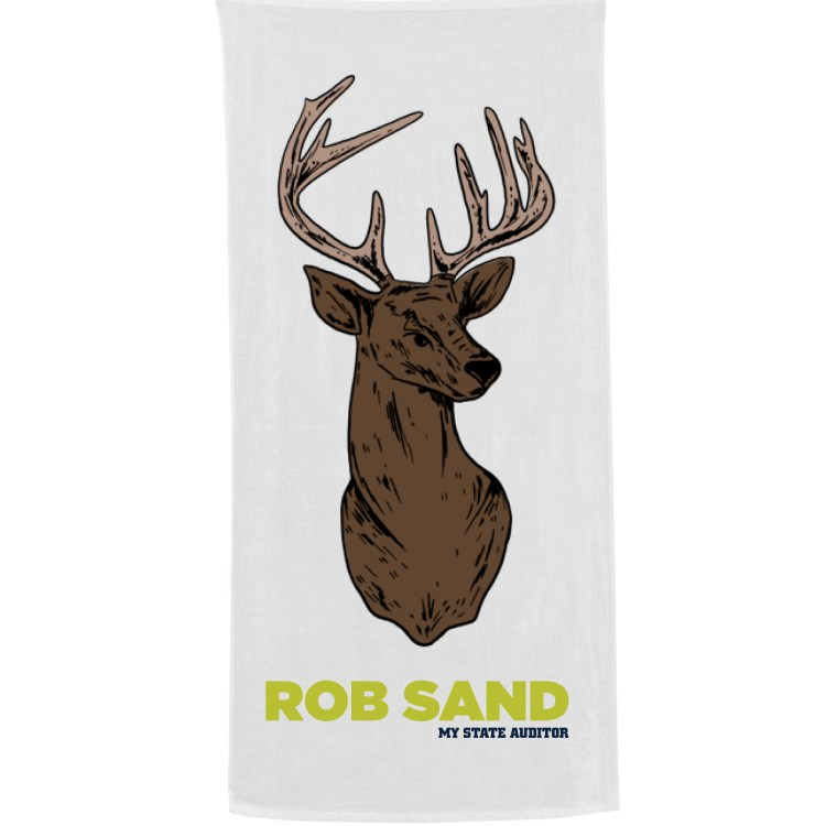 Buck Beach Towel