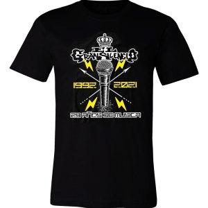 El Gran Silencio - 29 años de musica t-shirt