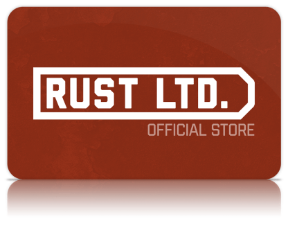 RUST LTD Official Store Gift Card