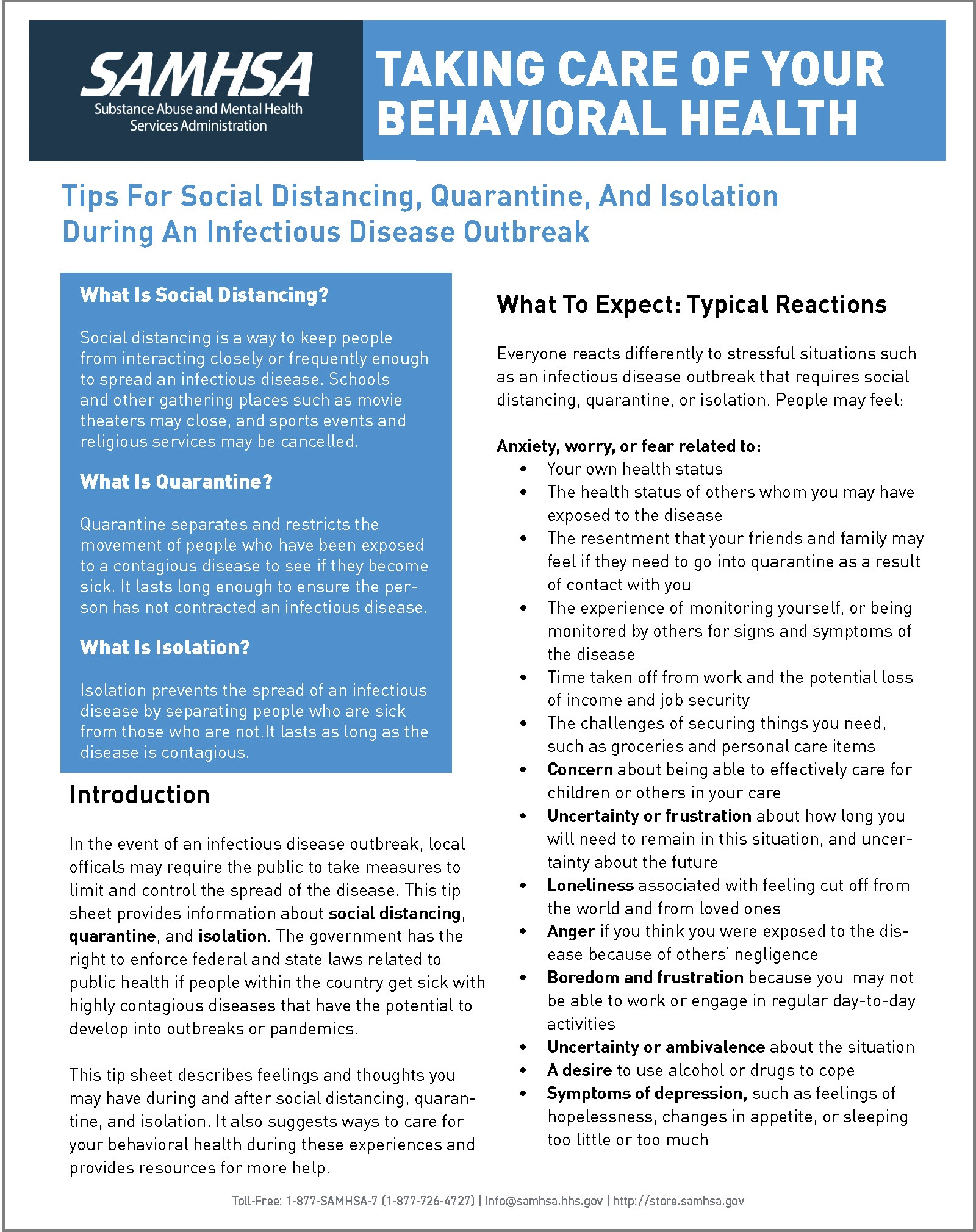 Taking Care Of Your Behavioral Health Tips For Social