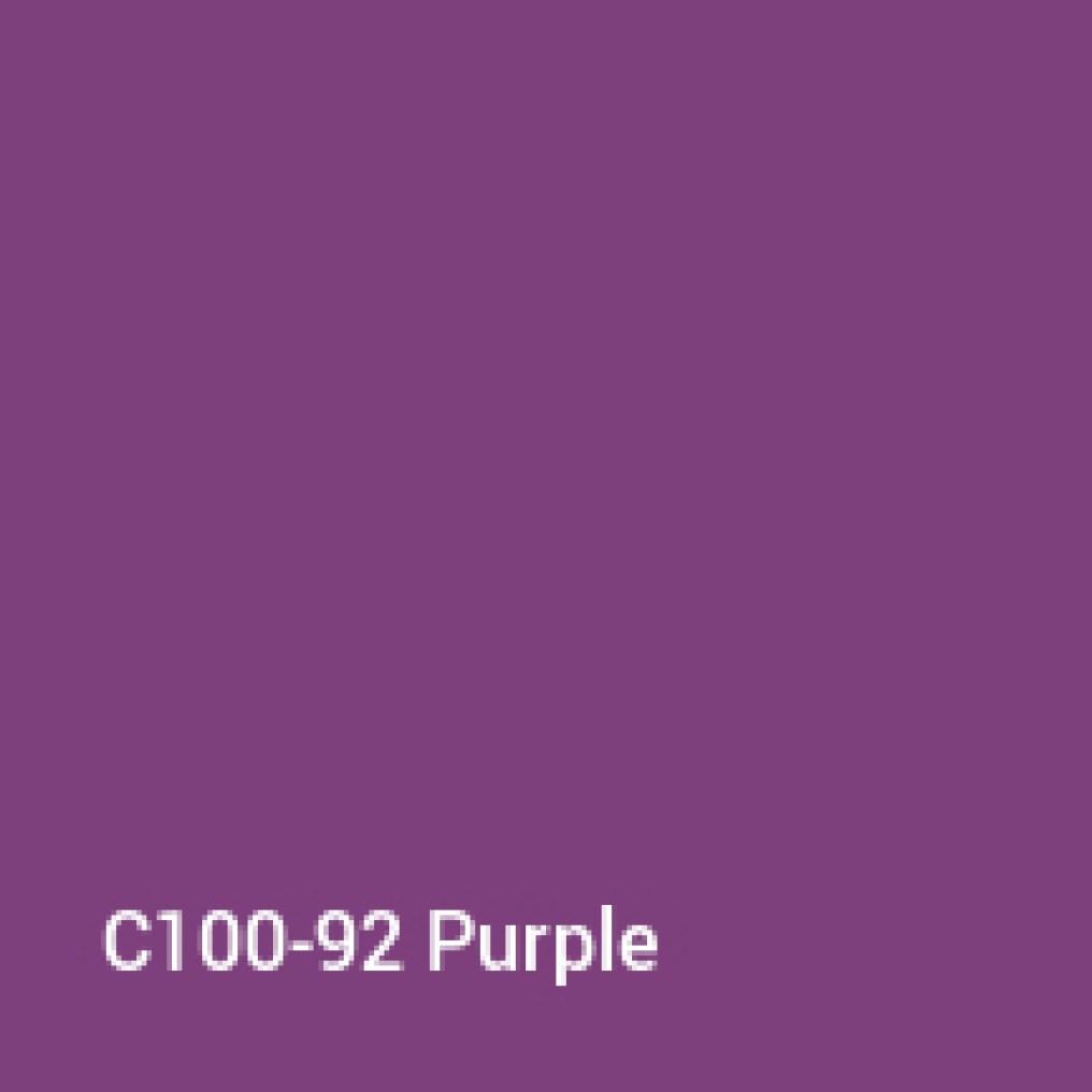 C100-92 Purple