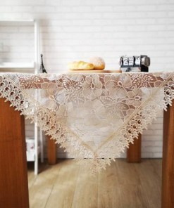 Coffee Table Lace Cloth