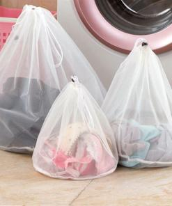 Laundry bags large size with draw string