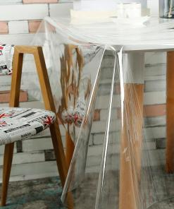 Water proof table cover