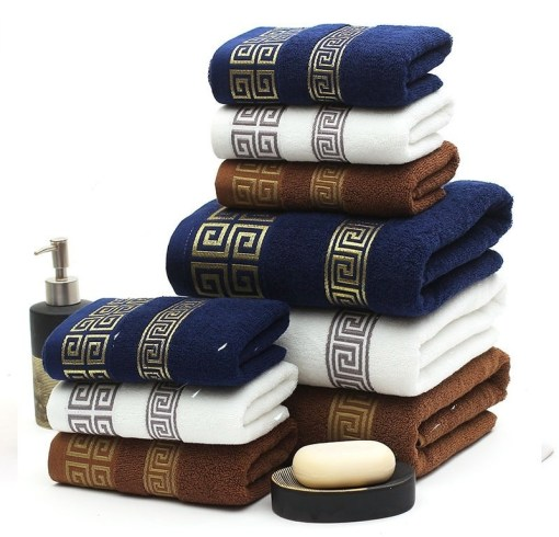 Cotton Printed Bath Towel