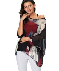 Women off shoulder blouse