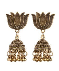 Womens Vintage Drop Earrings
