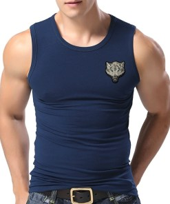 Mens Casual Vest