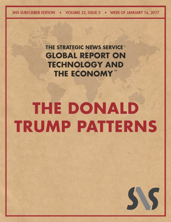 SNS: The Donald Trump Patterns - Strategic News Service Store