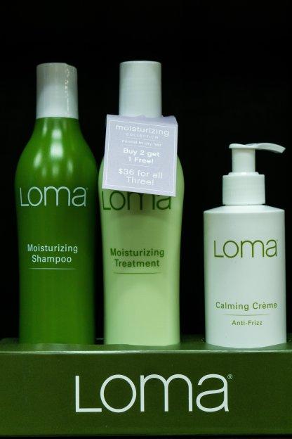 Loma Moisturizing Collection | Studio Trio Hair Salon