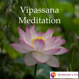 Guided Vipassana Meditation mp3