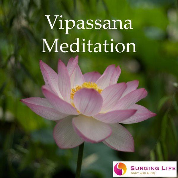 Guided Vipassana Meditation mp3