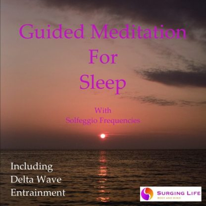 Guided Meditation For Sleep Led By Stephen Frost With Delta Wave Entrainment