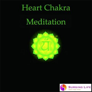 Heart Chakra Guided Meditation - Healing & Opening
