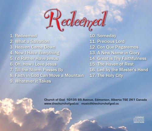 Redeemed-Traycard