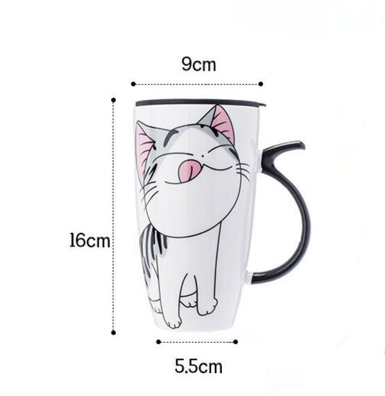 Cute Large Cat Ceramic Coffee Mug With Lid 2415-cboukh.jpg