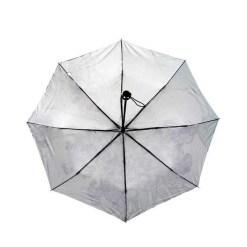 Cat-Dandelion Design Folding Umbrella