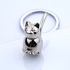 Cat Kitten Key Chain