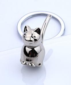Cat Kitten Key Chain