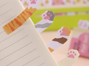 Mini Cute Cat Memo Pad Sticky Notes
