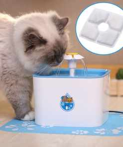 Automatic Cat Water Fountain Carbon Filters