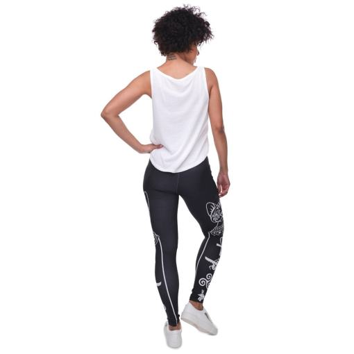 Bastet Egyptian Cat Design Women's Leggings at The Great Cat Store