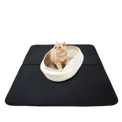 Non-Slip Waterproof Cat Litter Trapper Mat