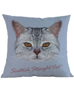 British Shorthair Cushion Cover
