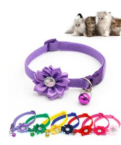 Cat Flower Collar