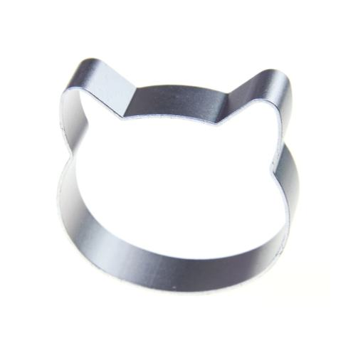 Cat Head Shaped Cookie Cutter
