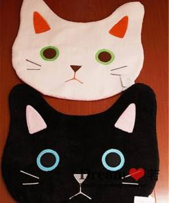 cat face rug at The Great Cat Store