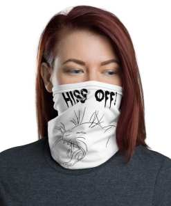 Hiss Off Neck Gaiter