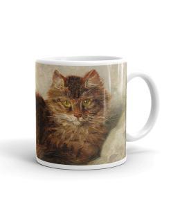Henriette Ronner Knip Coffee Mug