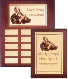 Woody Herman Jazz Award