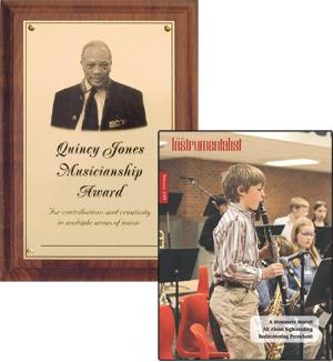 Quincy Jones Conductor's Combination