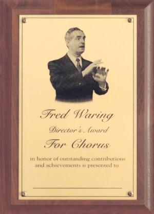 Waring Director's Award for Chorus Student Award